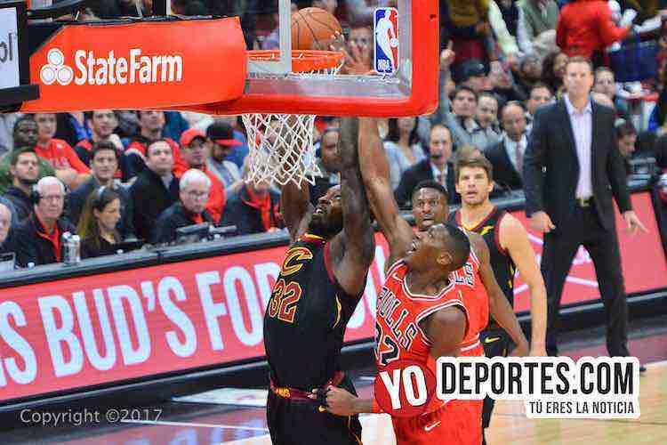 Jeff Green-Kris Dunn-Chicago Bulls-Cleveland Cavaliers