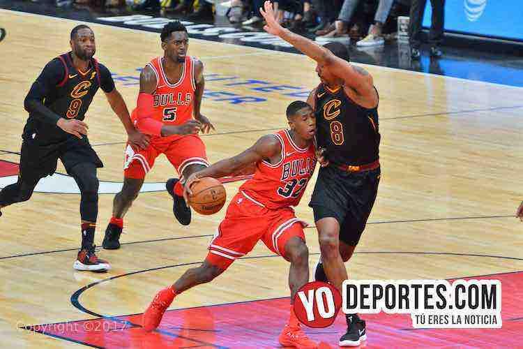 Kris Dunn-Channing Frye-Chicago Bulls-Cleveland Cavaliers
