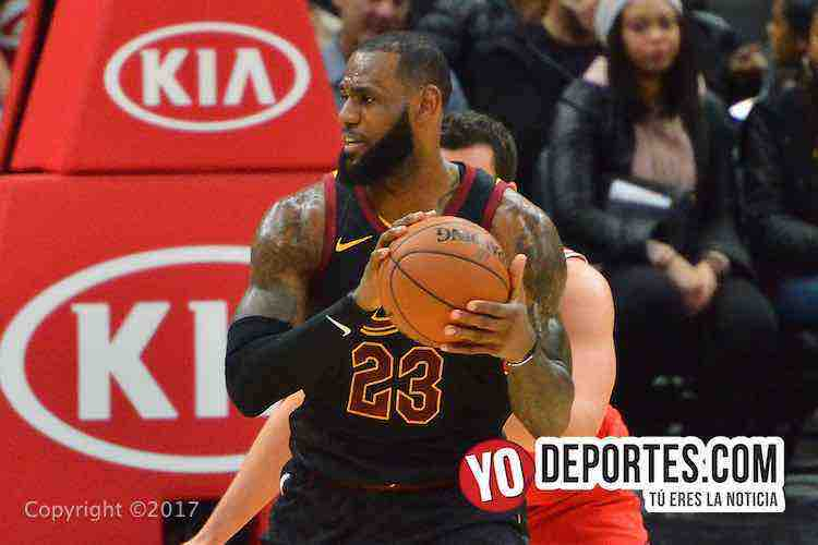 LeBron James-Chicago Bulls-Cleveland Cavaliers
