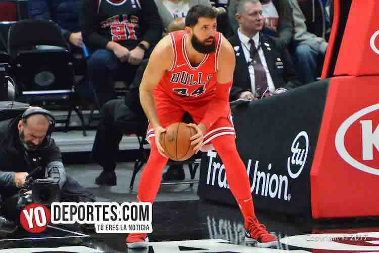 Nikola Mirotic-Chicago Bulls-New York Knicks