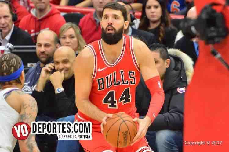 Nikola Mirotic-back to Chicago Bulls-New York Knicks