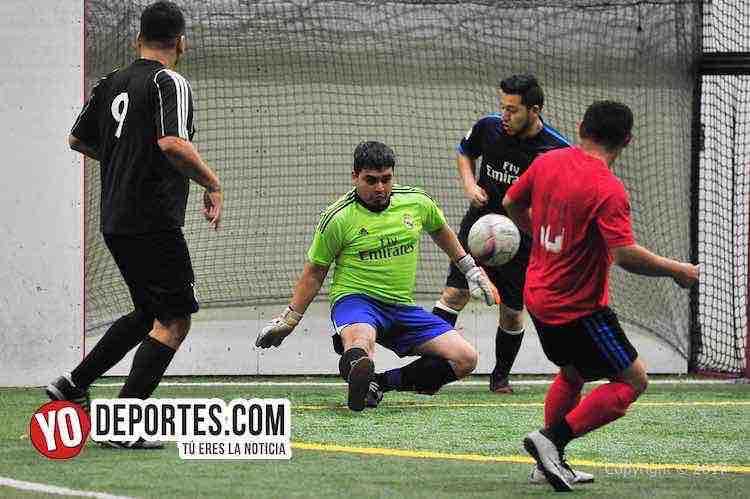 Toros San Jose-Desmadrid-5 de Mayo Soccer League