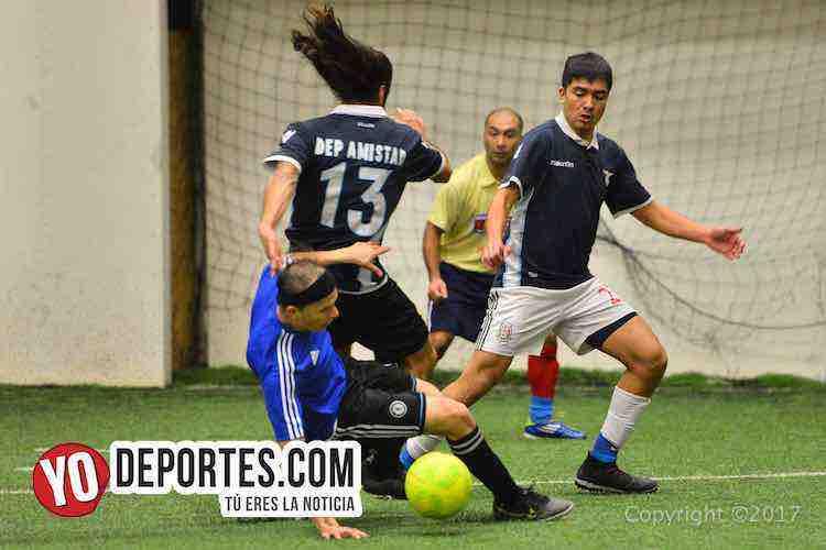 Veracruz vs Deportivo Amistad Liga Douglas-futbol rapido