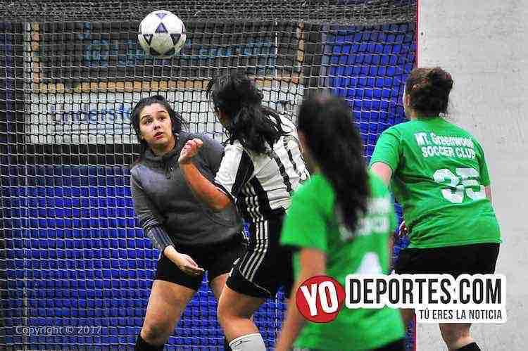 Arbirtro Enrique Reyes-Estrellas-Greenwood-AKD-Premier Academy Soccer League-futbol femenil chicago