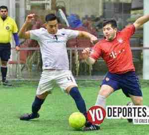 Así le ganó el Deportivo La Cruz al Deportivo Juniors en la Liga Douglas