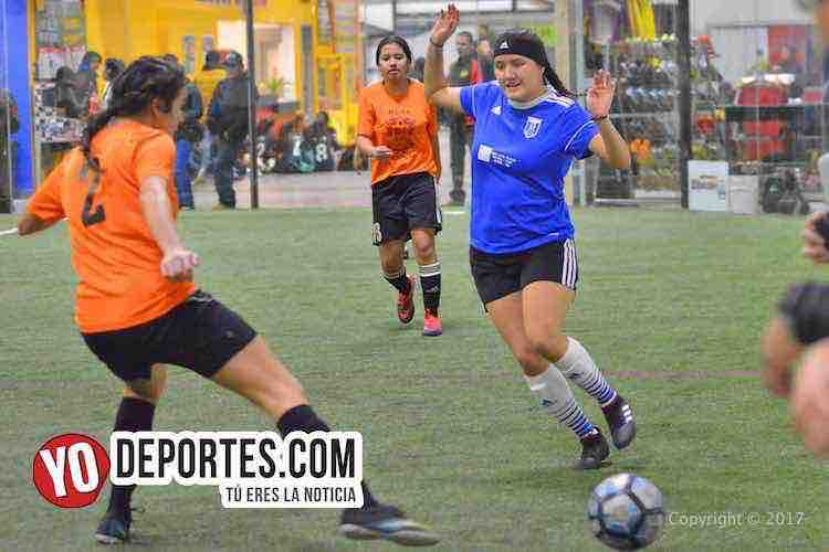 Real Michoacan-Nacional FC-AKD-Women Premier Academy Soccer League