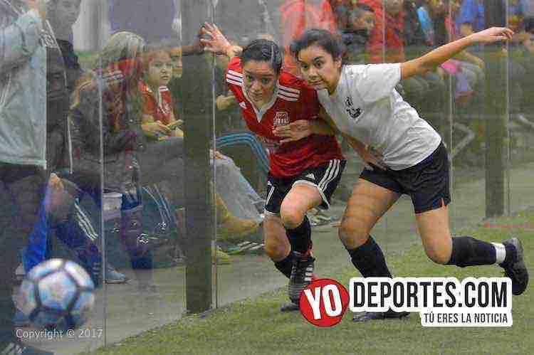 UCSN Gonzo-Real FC-AKD-Women Premier Academy Soccer League-femenil futbol