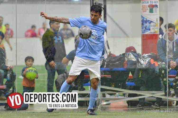 Armando Woody Sanchez-Chicago Soccer-San Antonio 2000-Champions Liga Latinoamericana