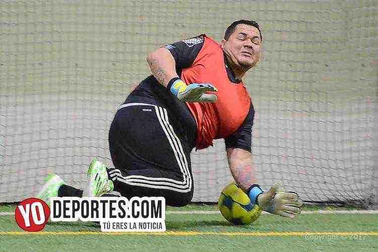 Gladiadores-Juventus-Liga Latinoamericana-portero