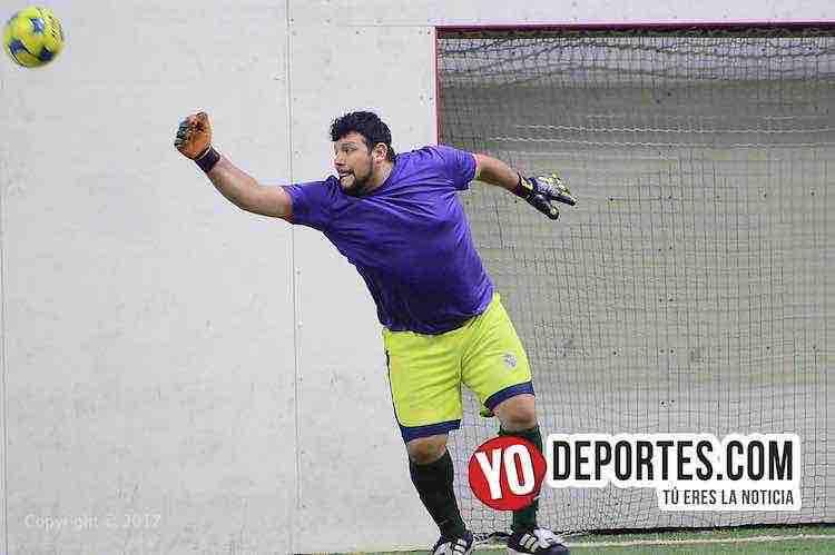 Hugo Soto-Gladiadores-Juventus-Liga Latinoamericana-Martes
