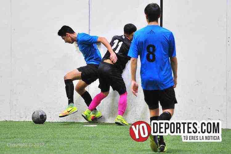 Red Fire-Dynamic FC-Liga Latinoamericana-futbol chicago