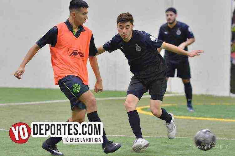San Antonio Champions-Real Morelia-Liga Latinoamericana-indoor futbol