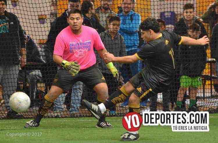 Tilza-Morelos-Chicago Dragones-Liga Interamericana-futbol