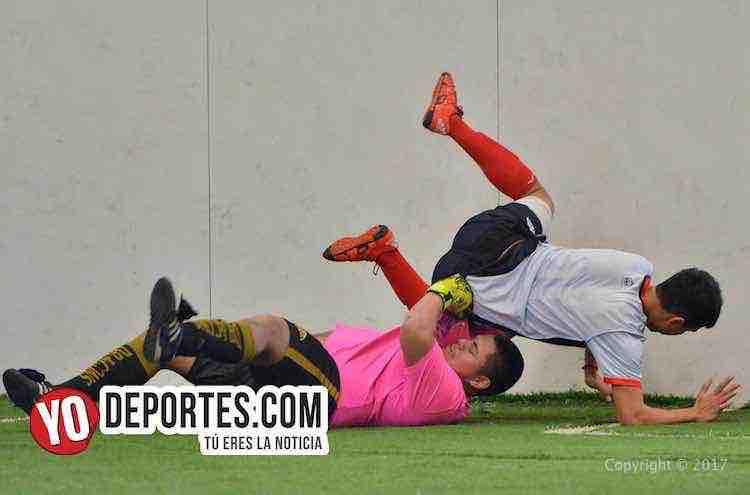 Tilza-Morelos-Chicago Dragones-Liga Interamericana-indoor soccer