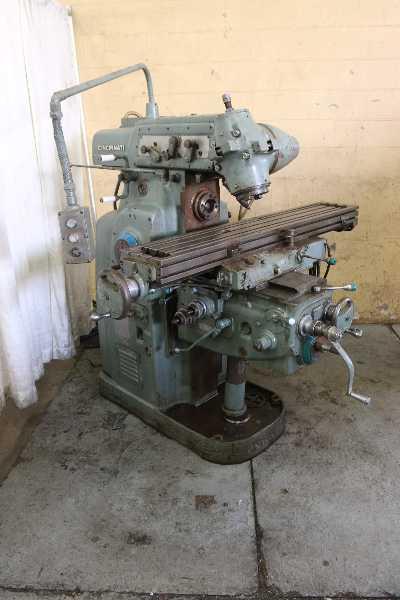 Cincinnati Milling Machine For Sale