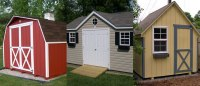 Outdoor Storage Sheds For Sale | Amish Garden Shed ...