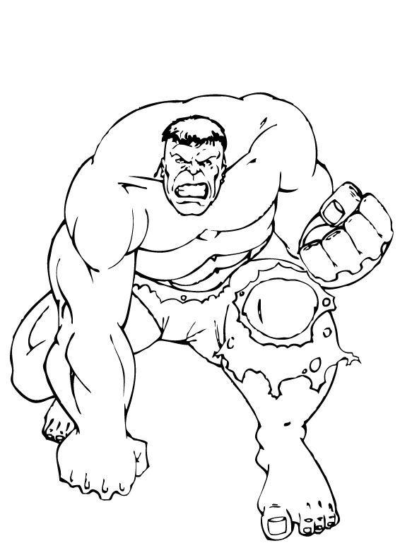 Maestra de Infantil: El hombre masa. Dibujos para colorear
