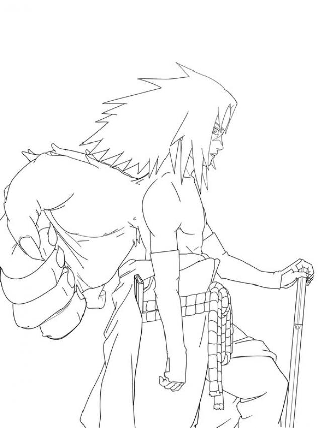 Itachi Naruto Shippuden Para Dibujar