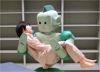 Resultado de imagen de robot bueno