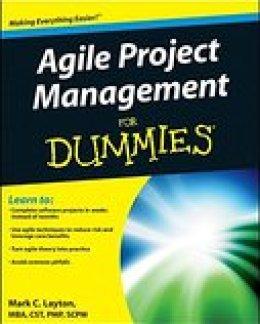 Los mejores 33 libros gratuitos y pagos de Agile Agile Management Agile Project Management For Dummies
