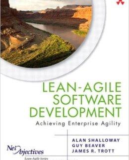 Top 33 Libros gratuitos y de pago Agile Gestión ágil Lean Agile Software Development Alcanzar la agilidad empresarial