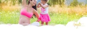 Offene Schwangerschaftsyoga - Mama Yoga Gruppe in Gerhardshofen im Aischgrund @ Yoga Sommerchnee