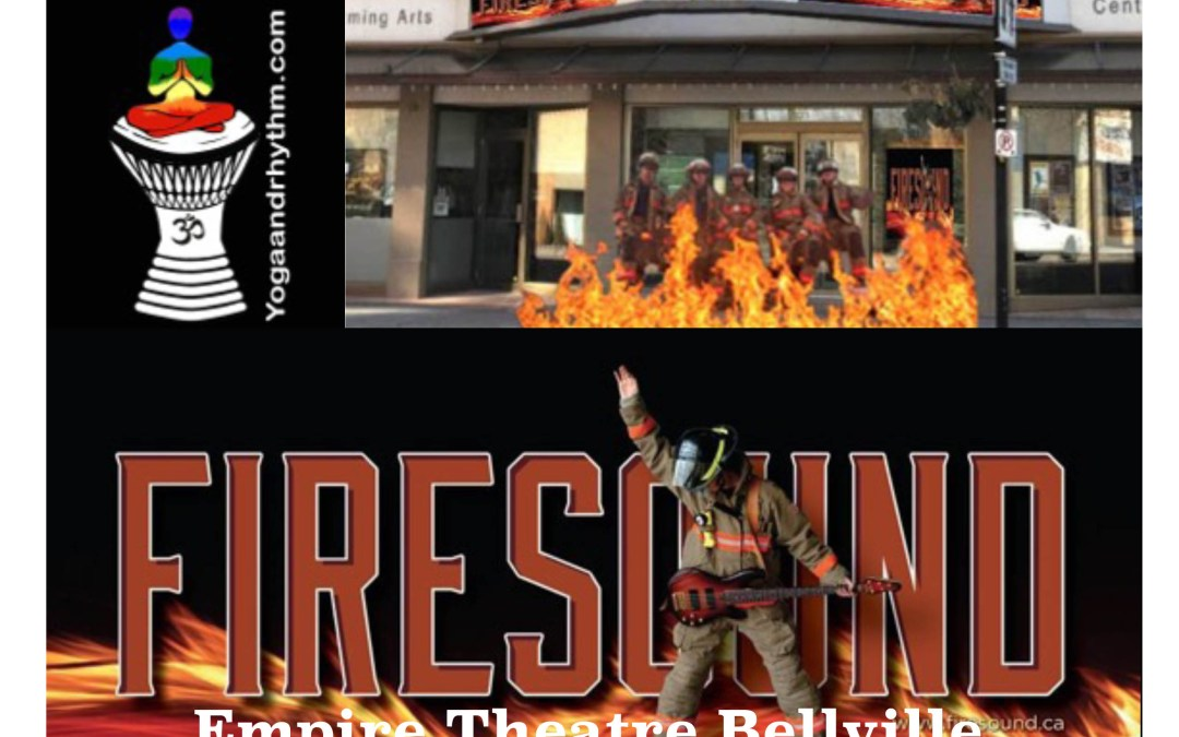 Firesound @ Empire Theatre in Bellville