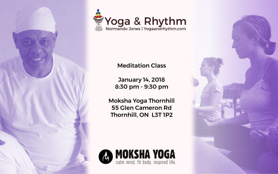 Moksha Yoga Thornhill
