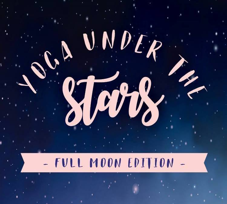 Yoga Under The Stars Celebration Square Mississauga June 8/18 7:30pm-9:30pm