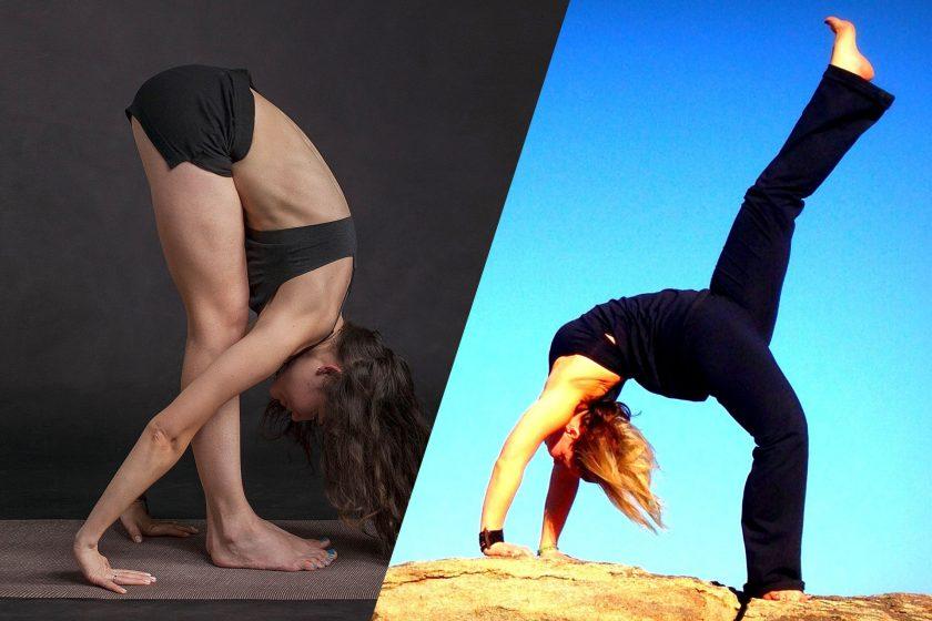 瑜伽初學指南12 》起始體式 附加前彎與後彎 – Yoga Asia 亞洲瑜伽