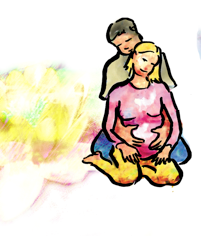 yoga prénatal annecy bernard chemin