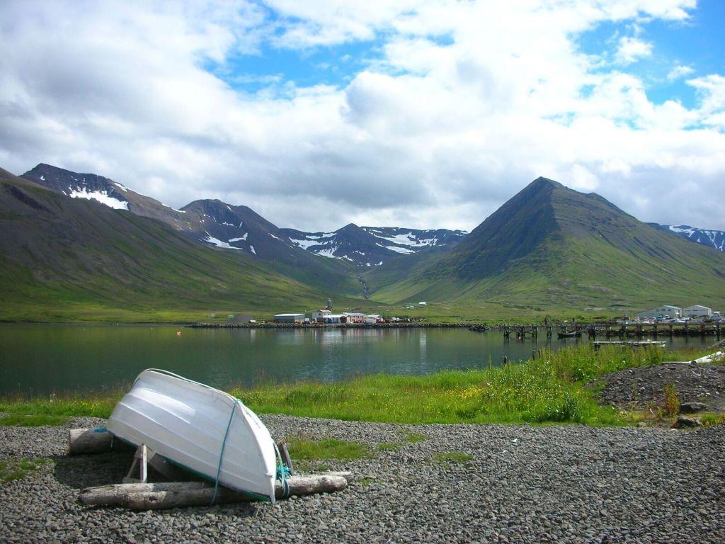 Islande Yoga Siglufjördur