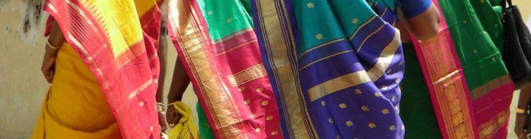 Yoga Inde Saris