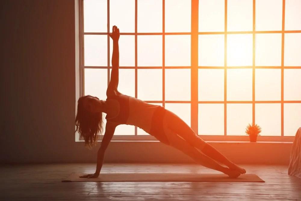13 types of lighting for yoga studios
