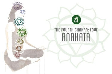 "Anahata, ""not struck,"" heart Chakra"