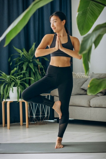 starting a home yoga practice
