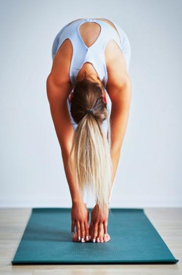 doing yoga everyday