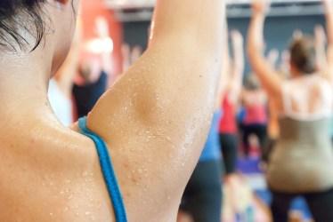 Hot Yoga Doesn't Boost Energy Burn