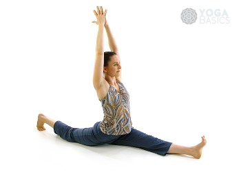 Hanumanasana • Seated Splits