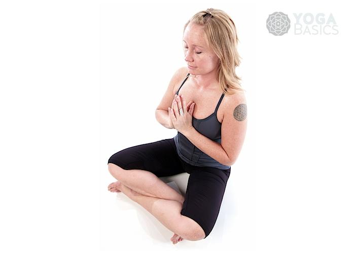 sukhasana • easy pose