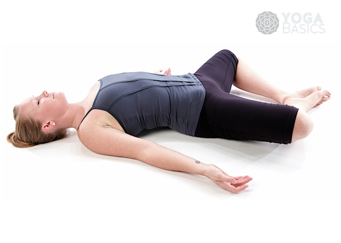 Supine Bound Angle Pose (Supta Baddha Konasana): Instructions ...