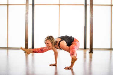 Yoga Basics Interview with Martia Rachman