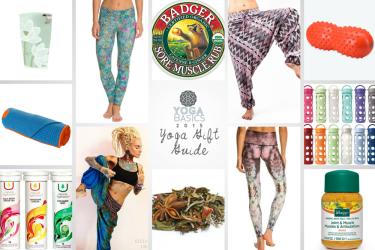 2015 Yoga Gift Guide