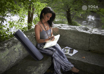 writing a yoga journal