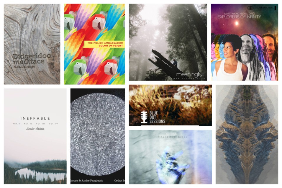 The Best New Music for Yoga: March 2017 Edition