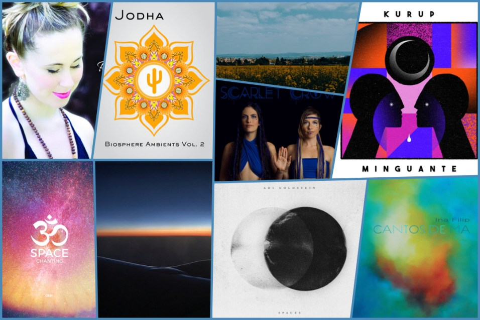 best new music for yoga May 2017