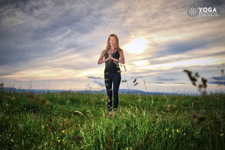Yoga Pose of the Month: Tadasana (Mountain Pose)