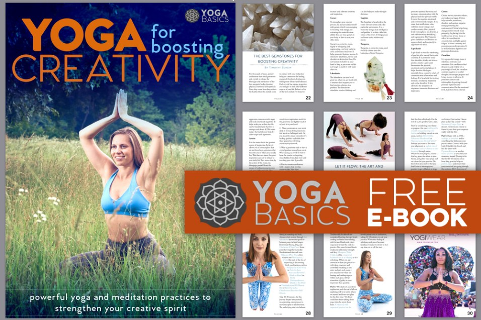 Yoga for Boosting Creativity eBook