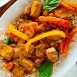 veggie curry recipe