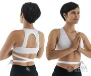 strappy yoga bralette